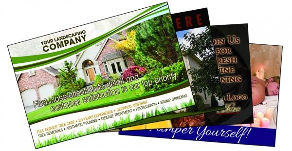 Custom Postcard Campaign