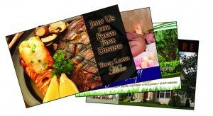 Customized Postcard Designs